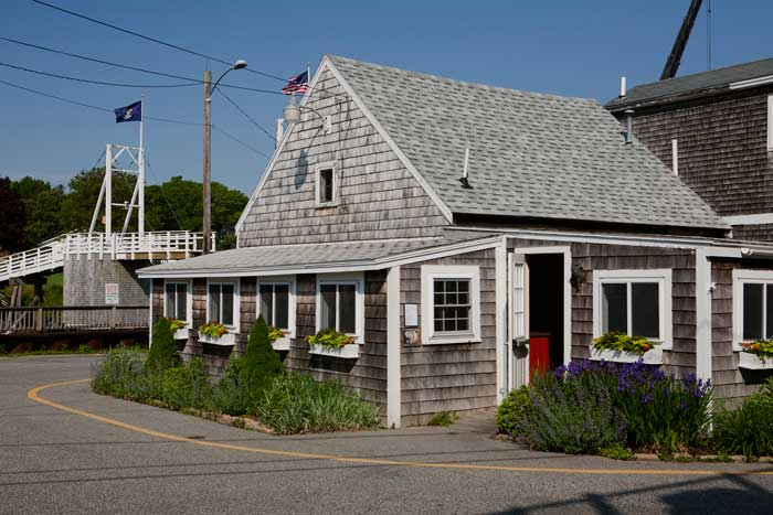 Lobster Shack in Perkins Cove